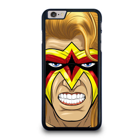 ULTIMATE-WARRIOR-FACE-PAINT-iphone-6-6s-plus-case-cover