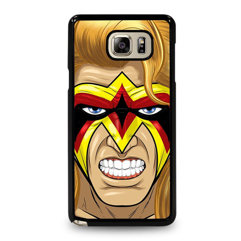 ULTIMATE-WARRIOR-FACE-PAINT-samsung-galaxy-note-5-case-cover