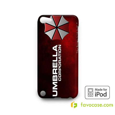UMBRELLA Corp Resident Evil   iPod Touch 4 5 6 Case