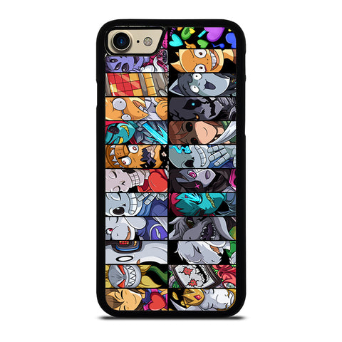 UNDERTALE ALL CHARACTER -case-for-iphone-ipod-samsung-galaxy
