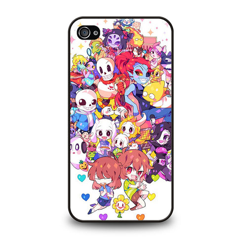 UNDERTALE CHARACTER 2-iphone-4-4s-case-cover