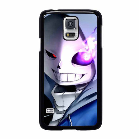 UNDERTALE SANIS COOL-samsung-galaxy-S5-case-cover