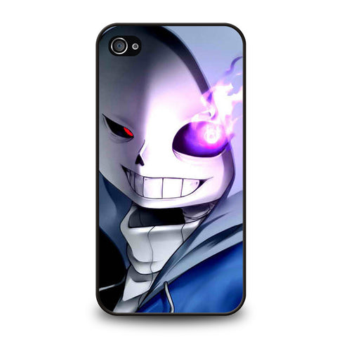 UNDERTALE SANIS COOL-iphone-4-4s-case-cover