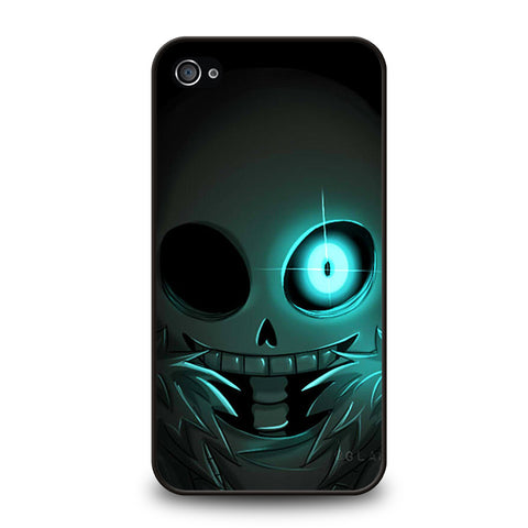 UNDERTALE SANIS-iphone-4-4s-case-cover