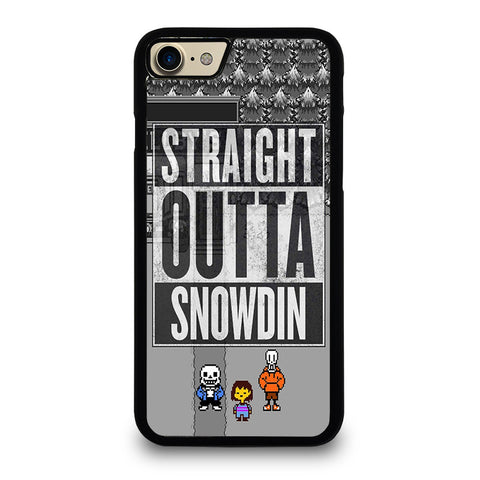 UNDERTALE-STRAIGHT-OUTTA-SNOWDIN-case-for-iphone-ipod-samsung-galaxy