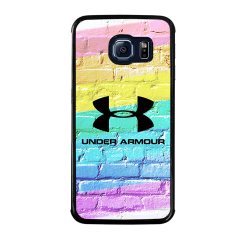 UNDER ARMOUR COLORED BRICK-samsung-galaxy-S6-edge-case-cover