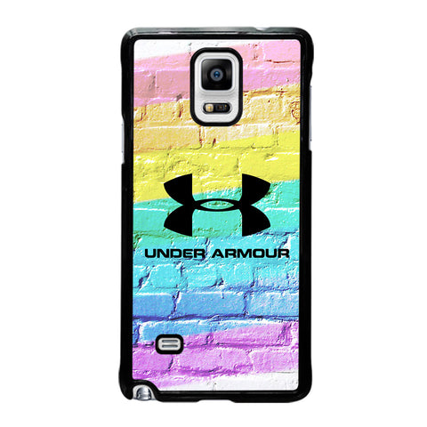 UNDER ARMOUR COLORED BRICK-samsung-galaxy-note-4-case-cover