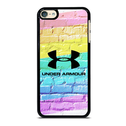 UNDER ARMOUR COLORED BRICK-ipod-touch-4-5-6-case-cover