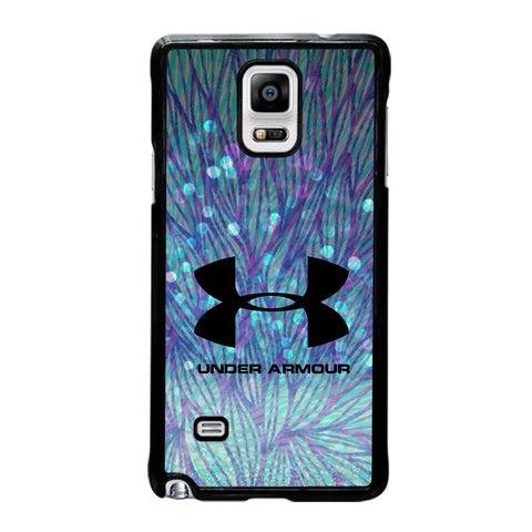 UNDER ARMOUR PATTERN LOGO-samsung-galaxy-note-4-case-cover