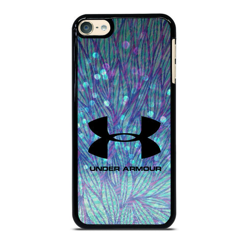 UNDER ARMOUR PATTERN LOGO-ipod-touch-4-5-6-case-cover