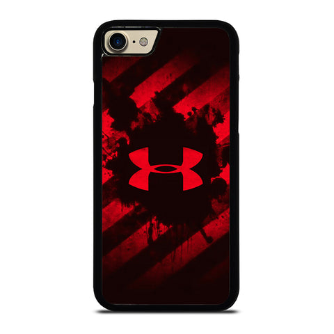 UNDER ARMOUR RED STRIPE LOGO Case for iPhone, iPod and Samsung Galaxy - best custom phone case