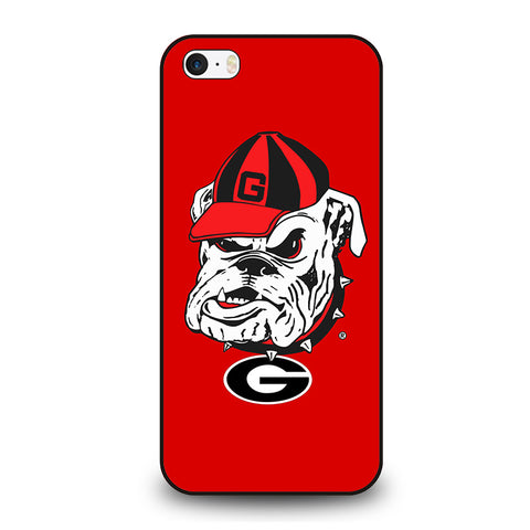 UNIVERSITY-OF-GEORGIA-BULLDOGS-UGA-iphone-se-case-cover