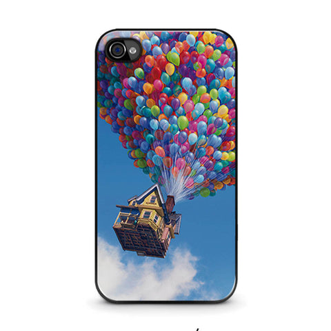 up-baloon-house-iphone-4-4s-case-cover