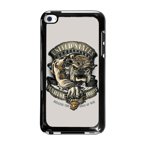 USMC US MARINE CORPS-ipod-touch-4-case-cover
