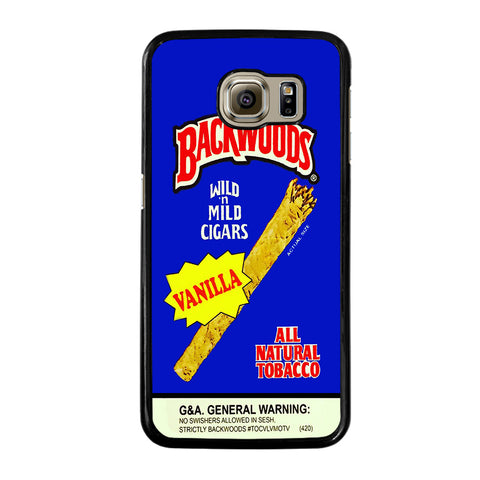 VANILLA BACKWOODS CIGARS-samsung-galaxy-S6-case-cover