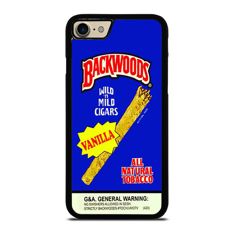 VANILLA BACKWOODS CIGARS Case for iPhone, iPod and Samsung Galaxy - best custom phone case