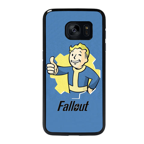 VAULT BOY TECH FALLOUT-samsung-galaxy-S7-edge-case-cover