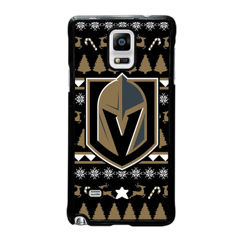 VEGAS GOLDEN KNIGHTS LOGO-samsung-galaxy-note-4-case-cover