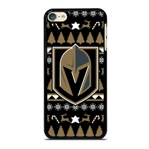 VEGAS GOLDEN KNIGHTS LOGO-ipod-touch-4-5-6-case-cover