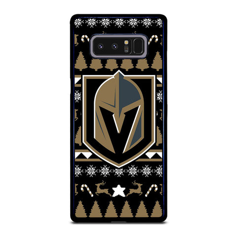 VEGAS GOLDEN KNIGHTS LOGO-samsung-galaxy-note-8-case-cover