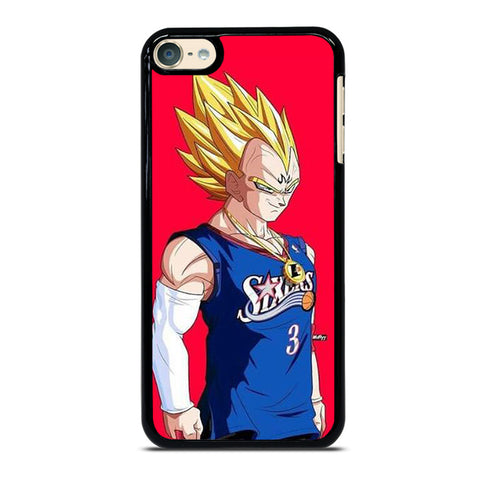 VEGETA DRAGON BALL PHILADELPHIA SIXERS-ipod-touch-4-5-6-case-cover
