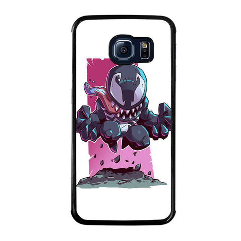 VENOM KAWAII-samsung-galaxy-S6-edge-case-cover