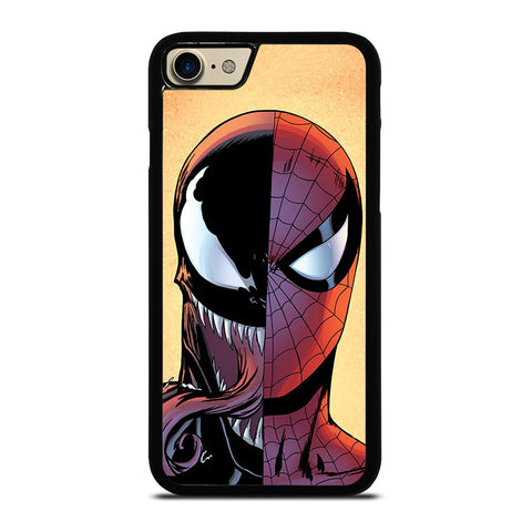 VENOM VS SPIDERMAN FACE Case for iPhone, iPod and Samsung Galaxy - best custom phone case