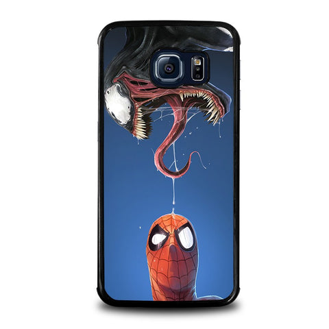 VENOM-VS-SPIDERMAN-VILLAIN-samsung-galaxy-s6-edge-case-cover