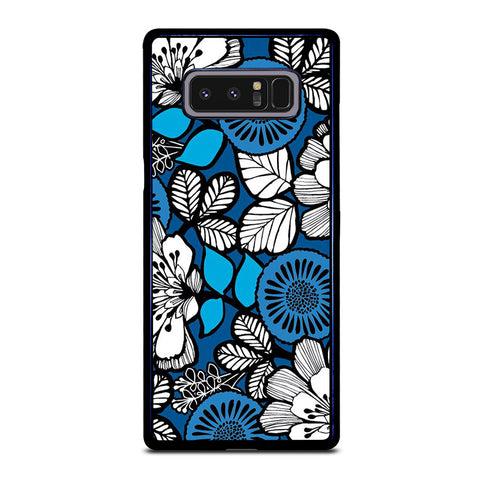 VERA BRADLEY BLUE BAYAU-samsung-galaxy-note-8-case-cover