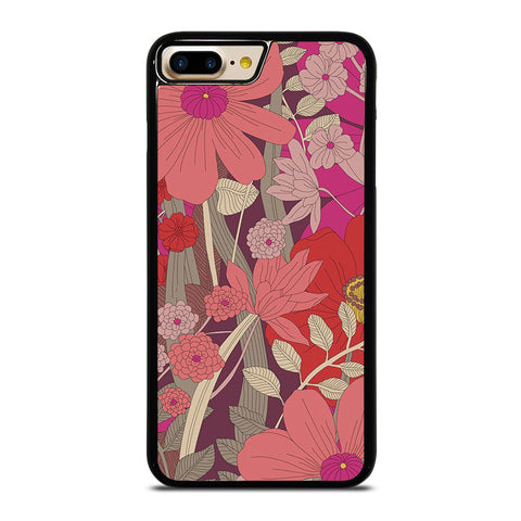 VERA BRADLEY BOHEMIAN BLOOM iPhone 4/4S 5/5S/SE 5C 6/6S 7 8 Plus X Case - Best Custom Phone Cover Design