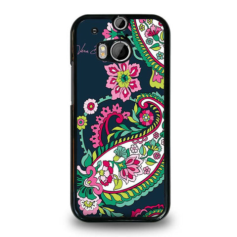 VERA-BRADLEY-PETAL-PASILEY-HTC-One-M8-Case-Cover