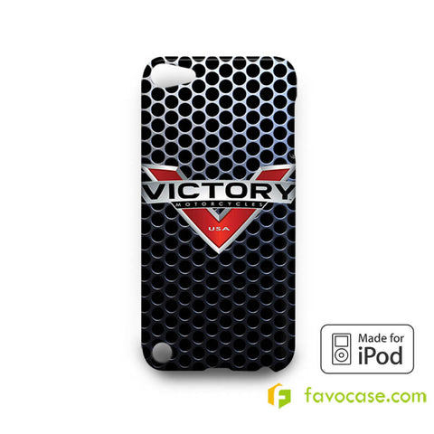 VICTORY Motorcycle Logo iPod Touch 4, 5 Case Cover