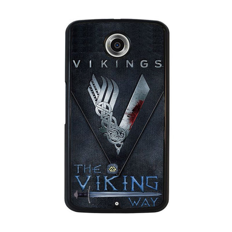 VIKING-2-nexus-6-case-cover