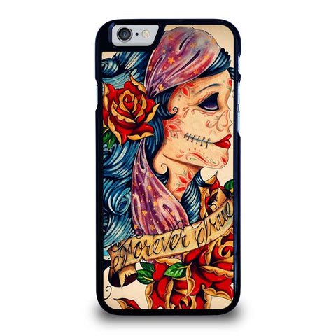 VINTAGE-SUGAR-SCHOOL-TATTOO-iphone-6-6s-case-cover