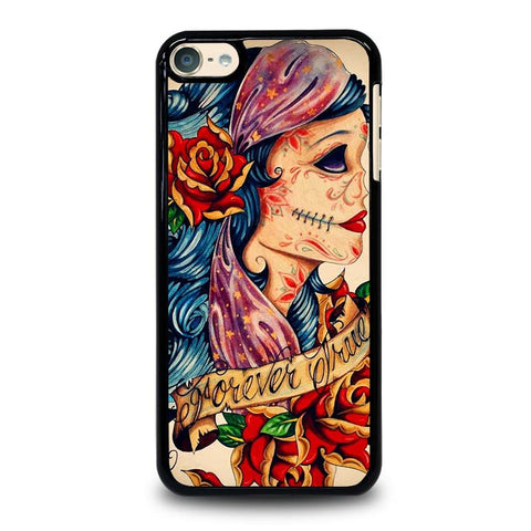 VINTAGE-SUGAR-SCHOOL-TATTOO-ipod-touch-6-case-cover