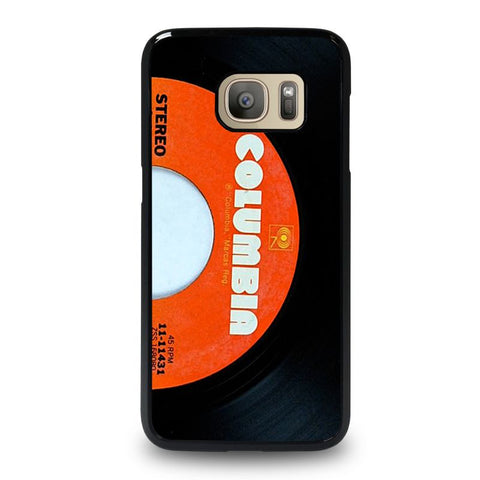 VINYL-RECORD-BLACK-DISK-samsung-galaxy-S7-case-cover