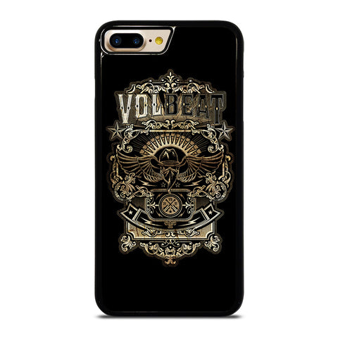 VOLBEAT iPhone 4/4S 5/5S/SE 5C 6/6S 7 8 Plus X Case - Best Custom Phone Cover Design