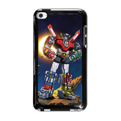 VOLTRON LION FORCE-ipod-touch-4-case-cover