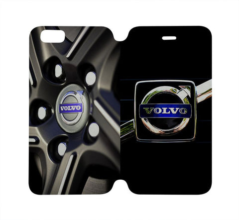 volvo-wallet-flip-case-iphone-4-4s-5-5s-5c-6-plus-samsung-galaxy-s4-s5-s6-edge-note-3-4