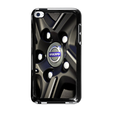 VOLVO LOGO TYRE-ipod-touch-4-case-cover