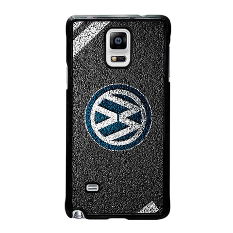 VW LOGO ROAD-samsung-galaxy-note-4-case-cover