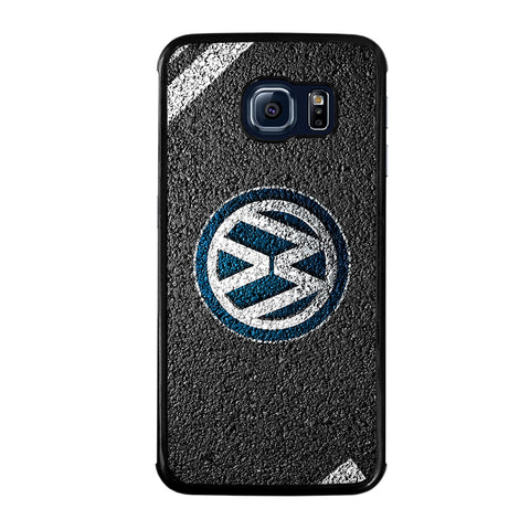 VW LOGO ROAD-samsung-galaxy-S6-edge-case-cover