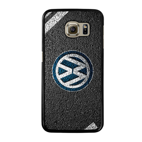 VW LOGO ROAD-samsung-galaxy-S6-case-cover