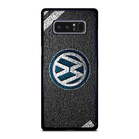 VW LOGO ROAD-samsung-galaxy-note-8-case-cover