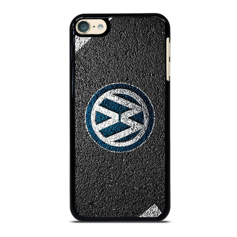 VW LOGO ROAD-ipod-touch-4-5-6-case-cover