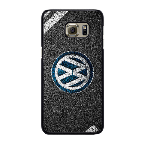 VW LOGO ROAD-samsung-galaxy-S6-edge-plus-case-cover