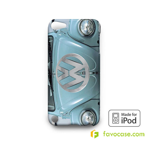 VW VOLKSWAGEN BEETLE  iPod Touch 4 5 6 Case