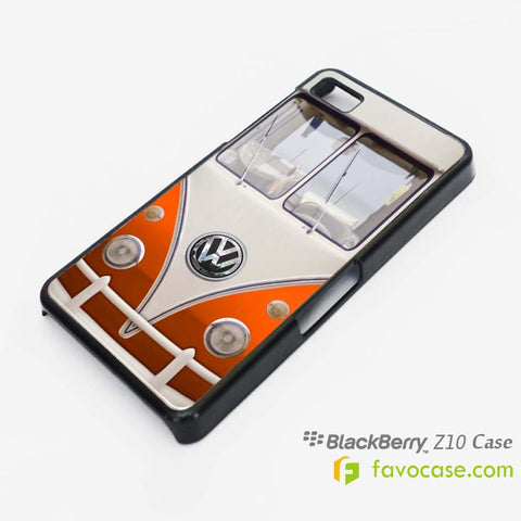 VW VOLKSWAGEN VAN Camper Combi Blackberry Z10 Q10 Case Cover