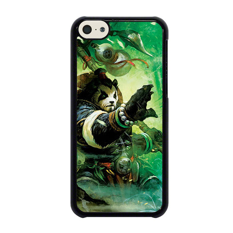 WARCRAFT HERO-iphone-5c-case-cover