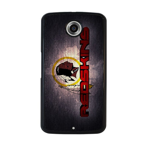 WASHINGTON-REDSKINS-nexus-6-case-cover